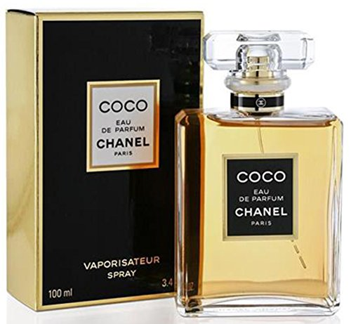 Coco Chanêl Eau De Parfum Spray, for Woman EDP 3.4 fl oz, 100 ml