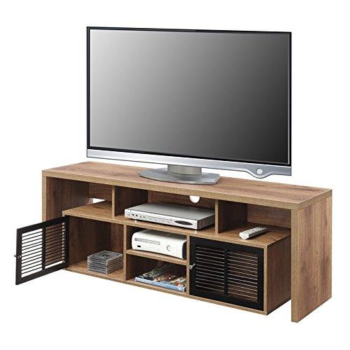 Convenience Concepts Designs2Go Lexington 60-Inch TV Stand, Mocha