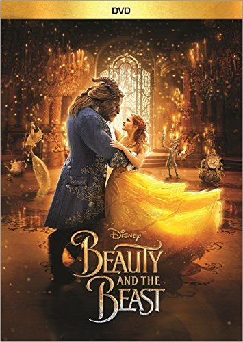Beauty And The Beast ( DVD 2017 ) Fantasy Fast Shipping