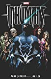 img - for Inhumans by Paul Jenkins & Jae Lee book / textbook / text book