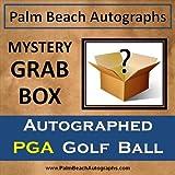 #10: MYSTERY GRAB BOX - Autographed PGA Tour Player Golf Ball