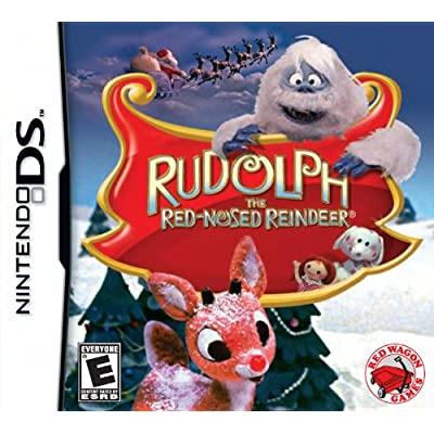 Rudolph The Red-Nosed Reindeer - Nintendo DS: Video Games