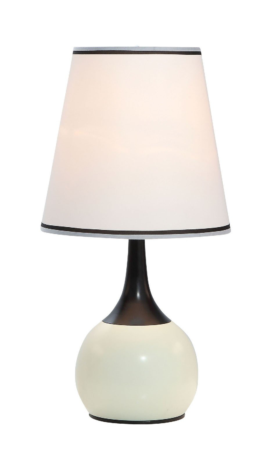 Furniture of America L9815PL White Touch Lamp Miscellaneous-Others