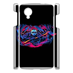 Google Nexus 5 Phone Case White FRIDAY THE 13TH FORCEFUL ENTRY ZKH9380466