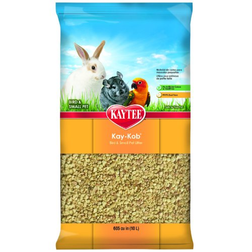 Kaytee Kay Kob Bedding for Birds, 8-Pound