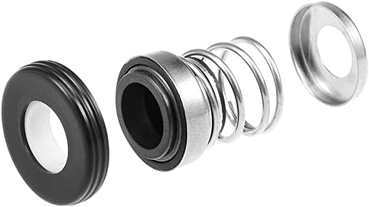 uxcell/® Mechanical Shaft Seal Replacement for Pool Spa Pump 3pcs 108-20