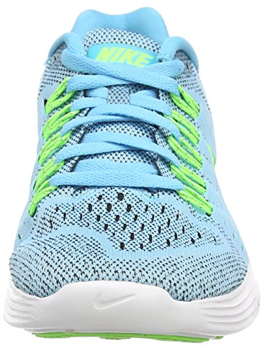 Nike Lunartempo, Running femme Turquoise (clearwater/flash Lime/black/white)  ...
