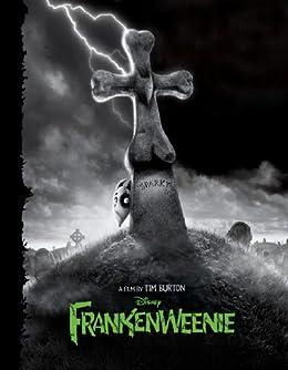 Frankenweenie: A Novel (Digital Picture Book) by [Rudnick, Elizabeth]