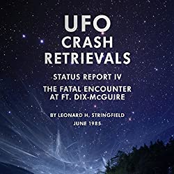 UFO Crash Retrievals - Status Report IV