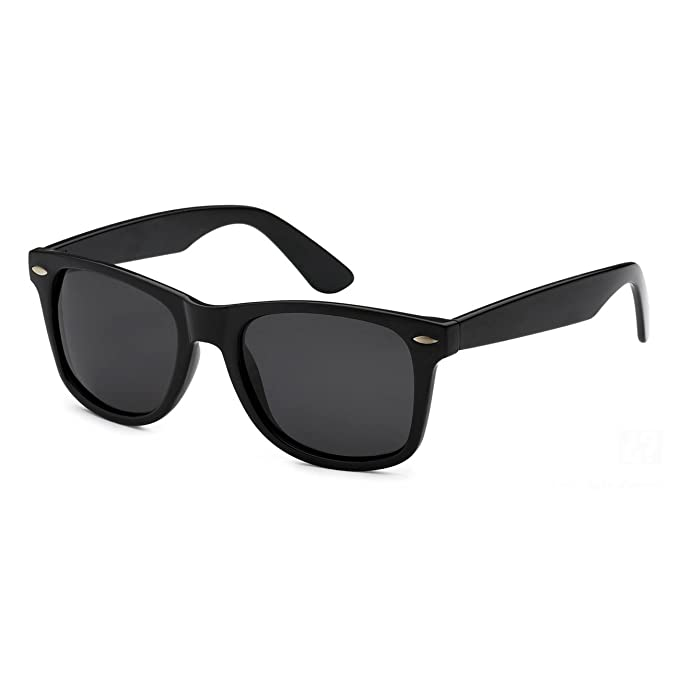 Amazon.com: Gafas de sol polarizadas, estilo retro: Clothing