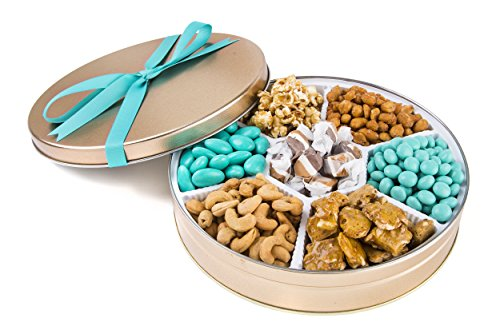gift baskets chocolate and nuts - 5
