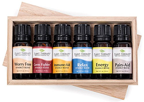 Plant Therapy Essential Synergies Set