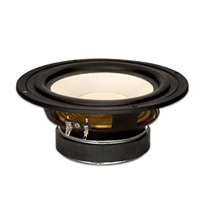 "Goldwood Sound GW-S650/8 Poly Cone 6.5"" Woofer 170 Watts 8ohm Replacement Speaker"