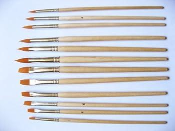 Top Paintbrush Sets