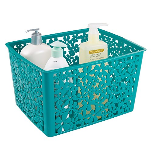 Superbe Teal Bathroom Accessories