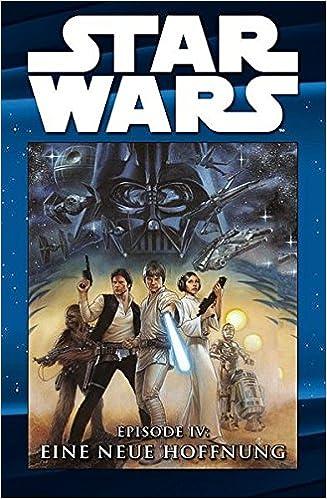 Star Wars Comic Kollektion Bd 2 Eine Neue Hoffnung Amazonde