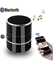 Camara Espia Oculta, Mini Spy CAM WiFi, TANGMI HD Altavoz Bluetooth Video Vigilancia 1080P Grabador de Detección de Movimiento Seguridad del Hogar/Oficina