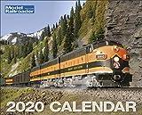 Model Railroader 2020 Calendar