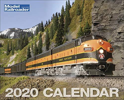 (Model Railroader 2020 Calendar)