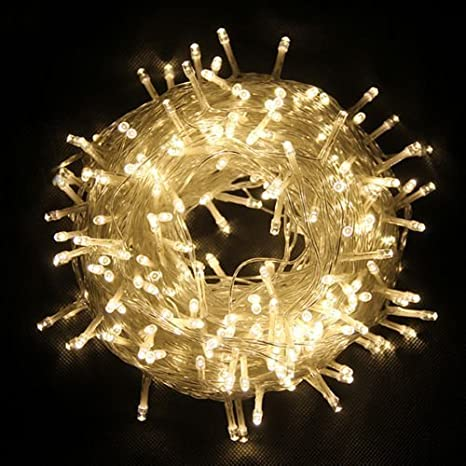 Low Voltage Christmas Lights.Fairyfun Fairy Light 30 Meter 300 Led Warm White 32v 8w Low Voltage Safe Christmas Lights Perfect Xmas New Year Indoor Decoration Ideal For Living