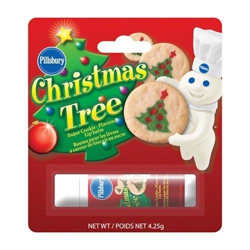Pillsbury Christmas Cookies.Buy Pillsbury Christmas Tree Sugar Cookie Flavored Lip Balm