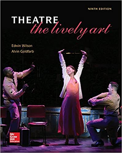 Amazon theatre the lively art 9780073514307 edwin wilson theatre the lively art 9th edition fandeluxe Image collections