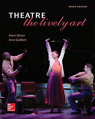 73514306 - Theatre: The Lively Art