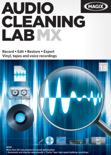 (MAGIX Audio Cleaning Lab MX [Download])
