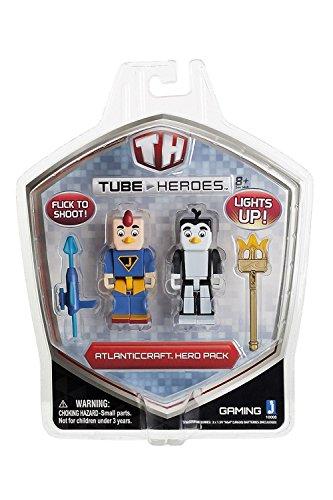 Tube Heroes Atlantic Craft Hero Pack -