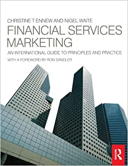 Book Financial Services Marketing: An International Guide to Principles and Practice
