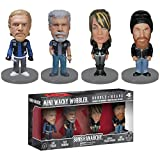 Funko Wacky Wobbler: Sons of Anarchy Mini Figure (4-Pack)
