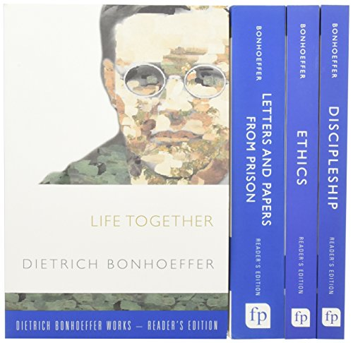 Dietrich Bonhoeffer Works—Reader's Edition Set (Dieterich Bonhoeffer Works - Reader's Edition)