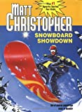 Snowboard Showdown, Matt Christopher, 0316135364