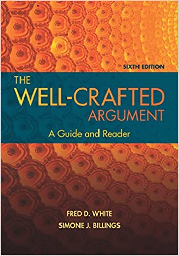 Amazon the well crafted argument ebook fred d white simone j the well crafted argument 6th edition kindle edition fandeluxe Gallery