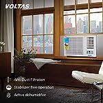 Voltas 0.75 Ton 2 Star Window AC (Copper 102 EZQ White)