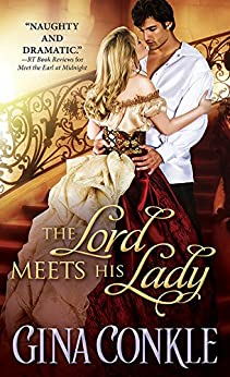 The Lord Meets His Lady (Midnight Meetings) by [Conkle, Gina]