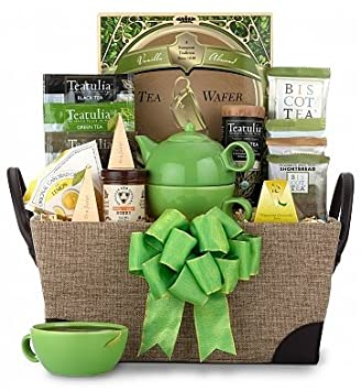 Christmas Gift Basket Ideas For Men.Amazon Com It S Teatime Unisex Holiday Christmas Gift