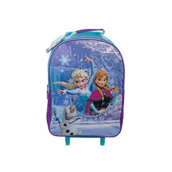 42c7ef09f0 Trolley Zainetto Asilo – Frozen – TravelKit