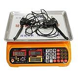 QSMOTOR High Power 100KPH 3000W 5kw 138 70H Mid