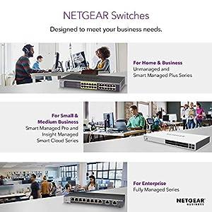 NETGEAR 5 port Gigabit Desktop Switch Essentials Edition (GS205)