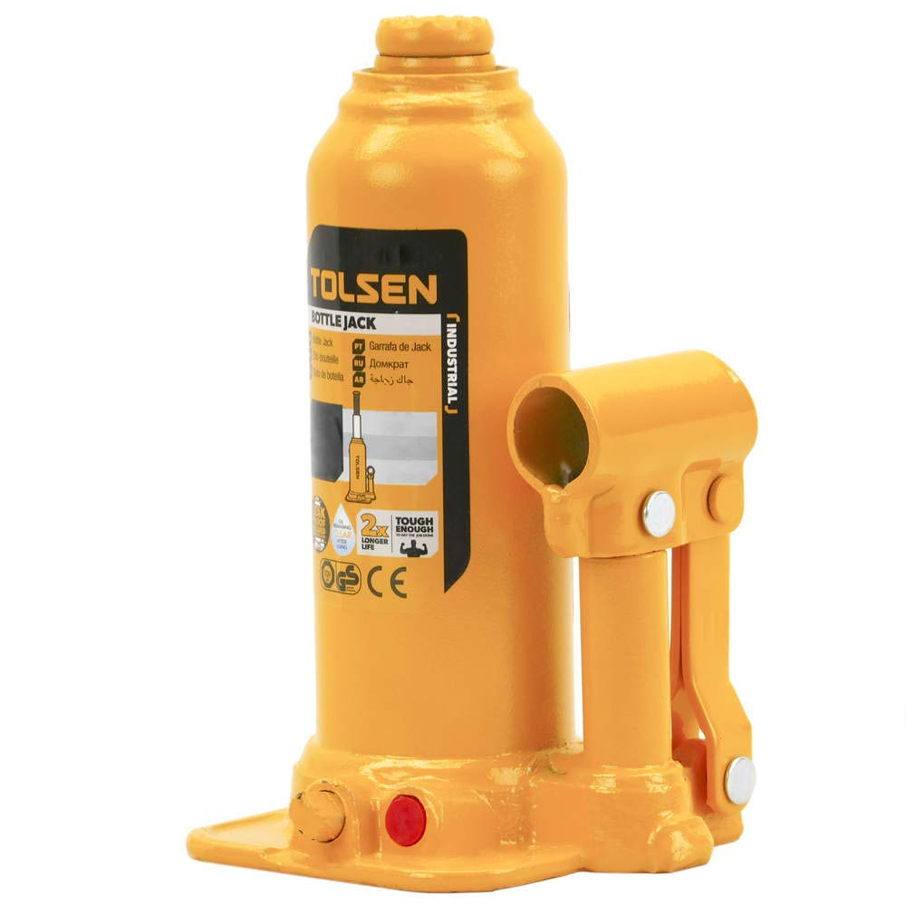 Tolsen - Hydraulic bottle jack 4 ton