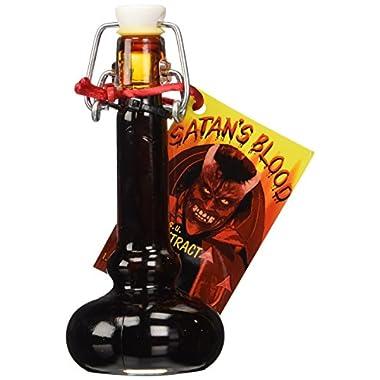Satan's Blood Hot Sauce, 1.35 Ounce