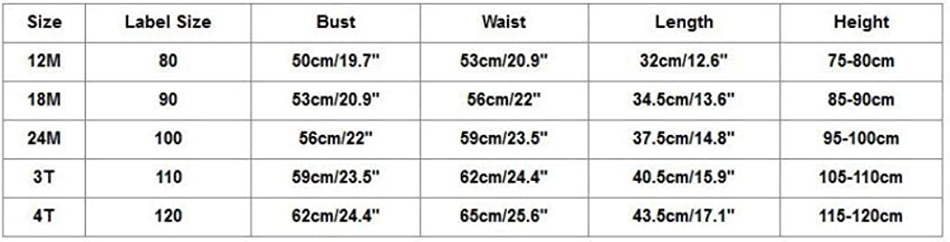 KONFA Teen Toddler Baby Girls Solid Color Ruffles Sleeve T-Shirt,for 0-4 Years Old,Kids Long Sleeve Blouse Tops Clothing Set