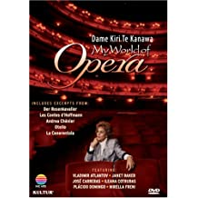 My World of Opera: Dame Kiri Te Kanawa / Janet Baker, Jose Carreras, Vladimir Atlantov