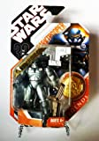 : Star Wars 30th Anniversary Darktrooper Saga Legends with Gold Collector Coin