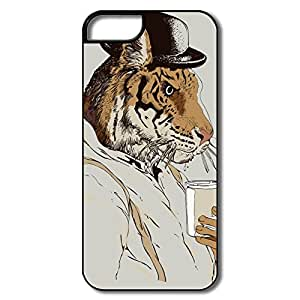 WallM Clockwork Tiger Case For Iphone 5/5S