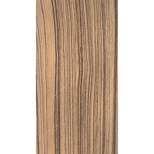 Zebrawood, 3 Sq. Ft. Veneer Pack for sale  Delivered anywhere in USA