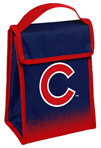 (Chicago Cubs Gradient Lunch Bag)