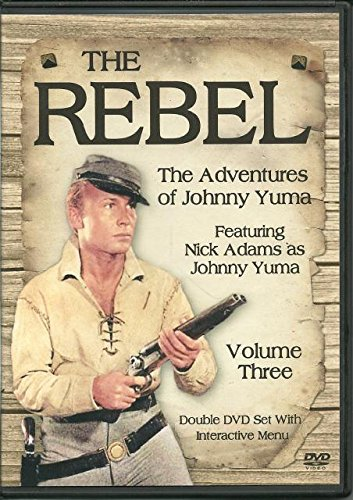 The Rebel The Adventures of Johnny Yuma Vol. 3 New DVD