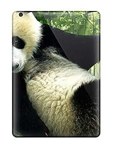 New Design Shatterproof CiFWpDF163khztv Case For Ipad Air (attractive Panda )